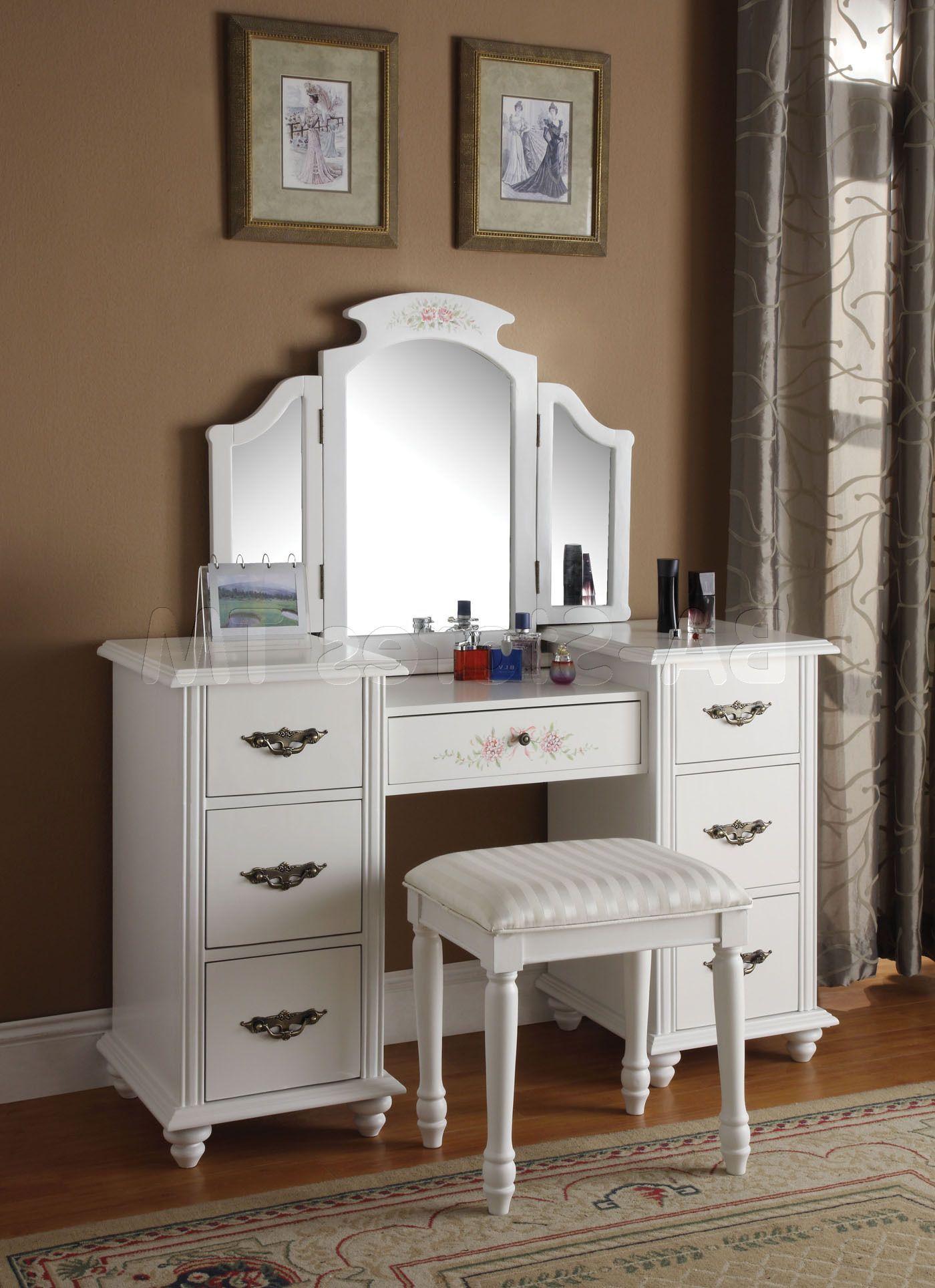 how to arrange a bedroom vanity sets  bedroom vanity set