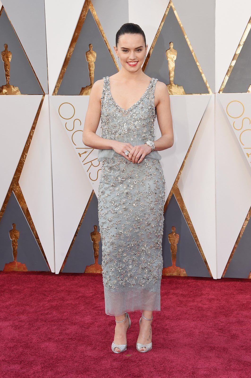 Busy-Brunette: The Oscars 2016