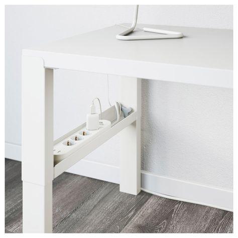 PÅHL Scrivania con scaffale bianco IKEA nel 2020