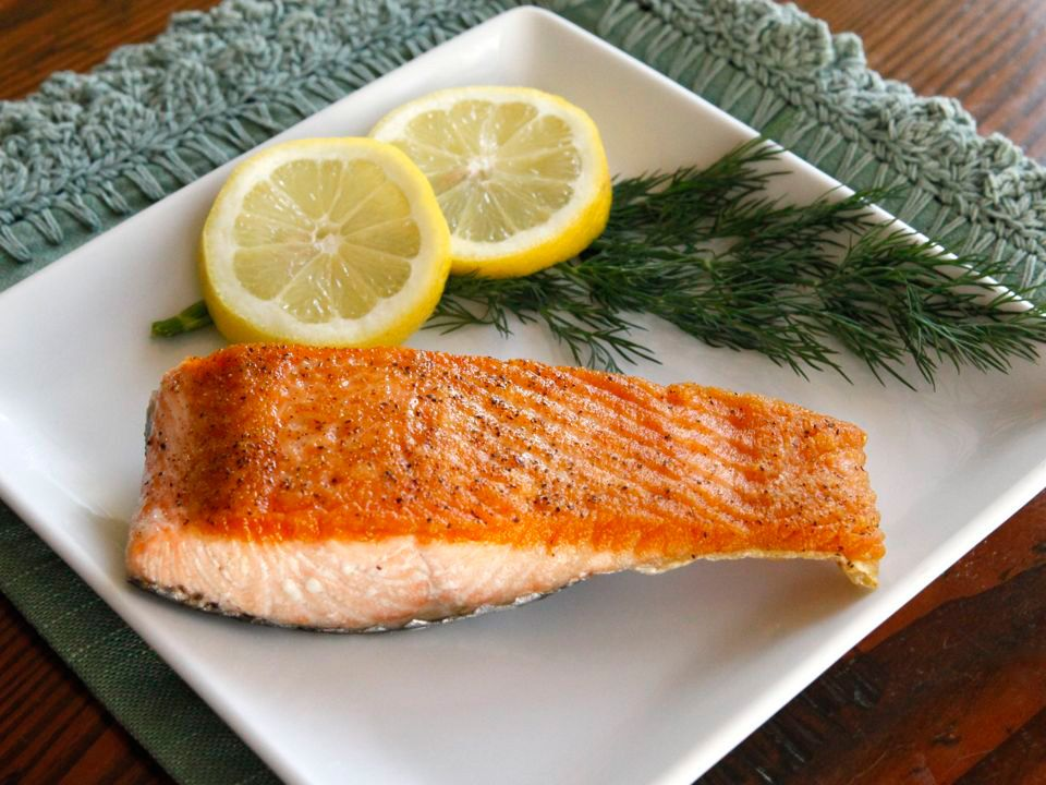 Easy recipes for salmon fillets