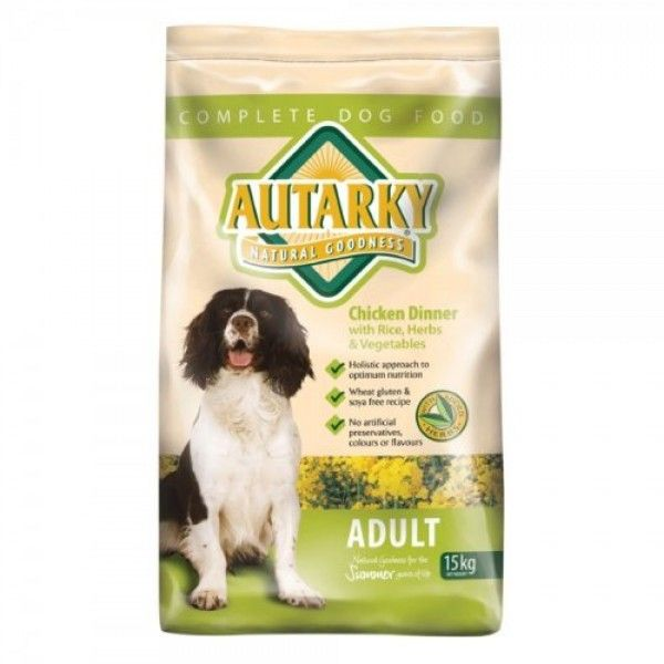 Autarky Adult Chicken 15kg Special Price 24 99 Dog Food