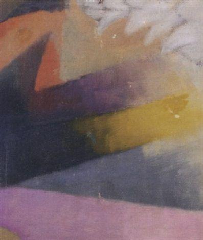 Synchromy by Stanton MacDonald-Wright