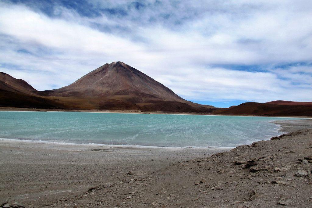 Dentro do Altiplano boliviano está a Reserva Nacional de Fauna Andina Eduardo Avaroa.