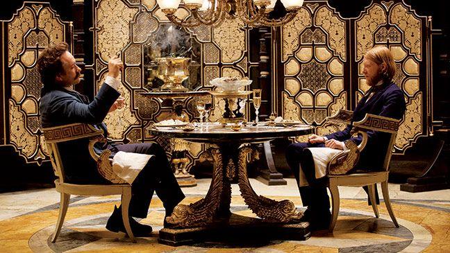 50 Million 100 Sets And One Stage The Visual Splendor Of Anna Karenina Anna Karenina Anna Karenina Movie Tv Set Design