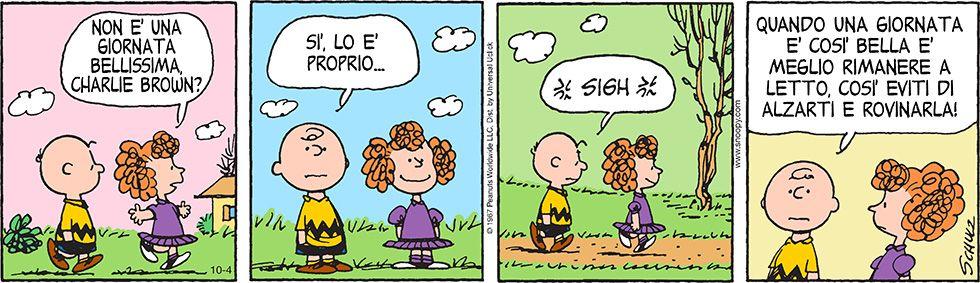 Peanuts 2014 ottobre 4 - Il Post