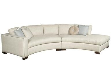 Shop For Vanguard Left Lounge W180 Lg And Other Living Room Chaises At Vanguard Furniture In Conover Nc Also Avail Vanguard Furniture Curved Sofa Sectional