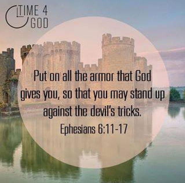Ephesians 6:11-17
