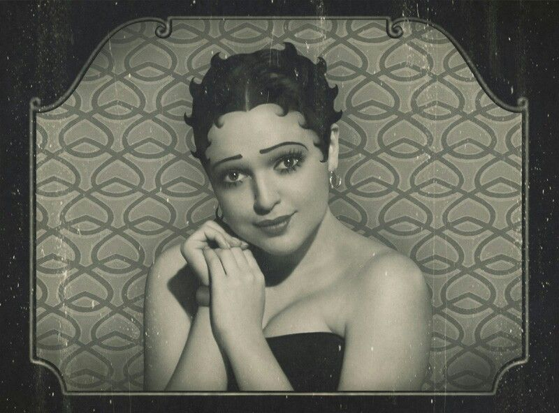 The Real Betty Boop Was A Black Actress Singer Named Esther Jones