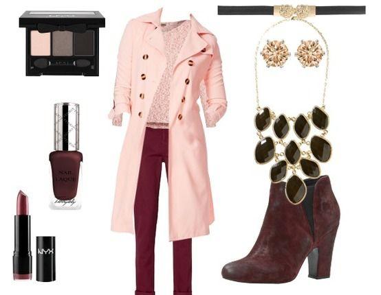 tenue de ville mode pinterest business fashion and fashion. Black Bedroom Furniture Sets. Home Design Ideas