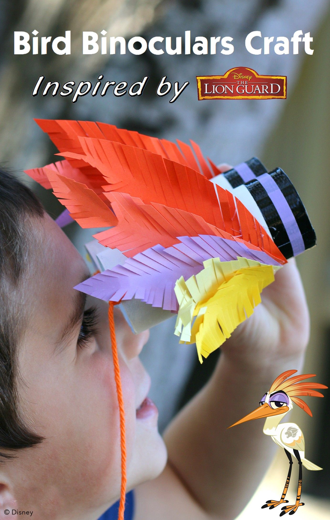 Activities And Crafts For Kids Inspired By Disney S The