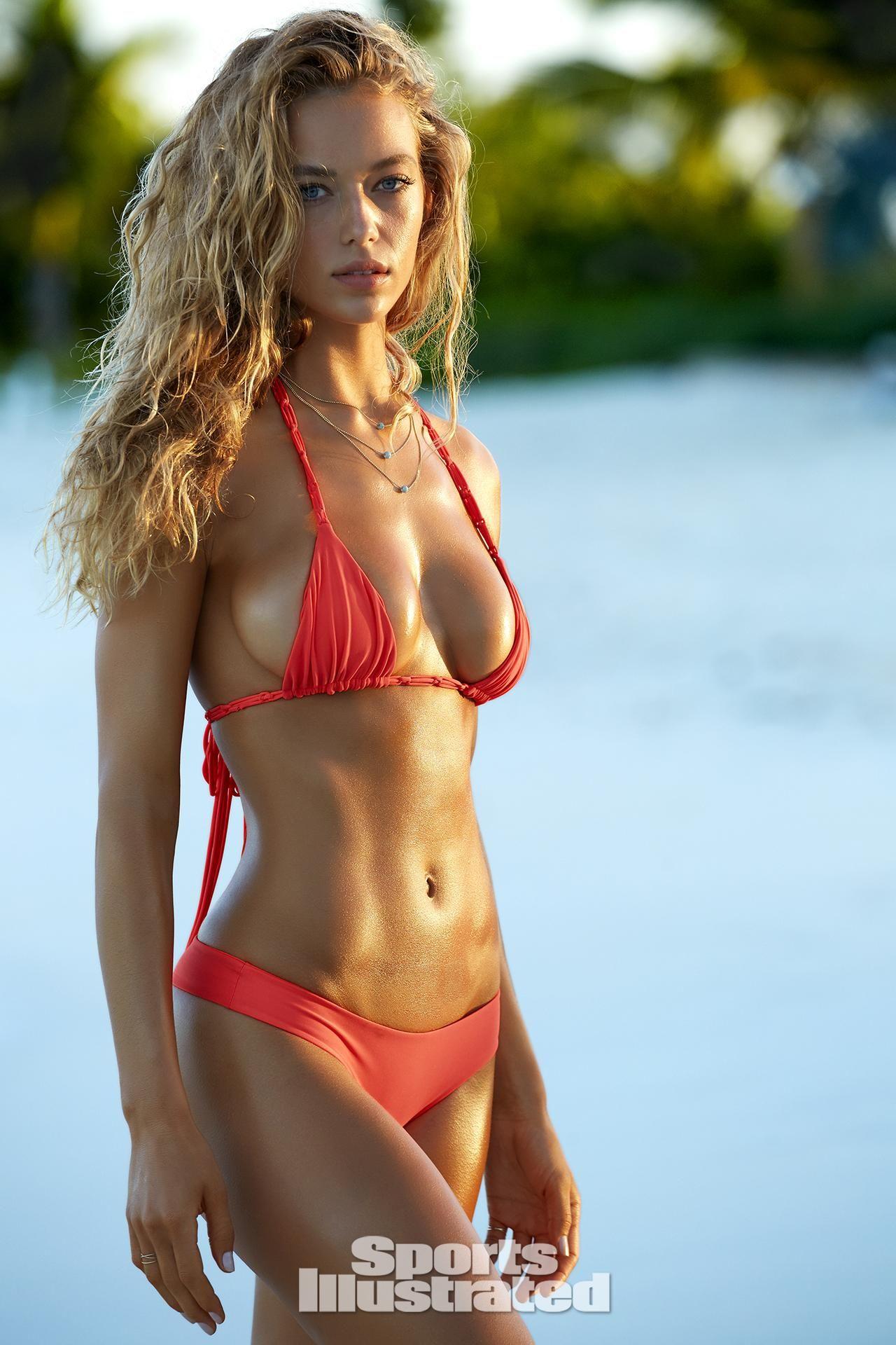 #5 Candice Swanepoel Poster Multiple Sizes Swimsuit Model