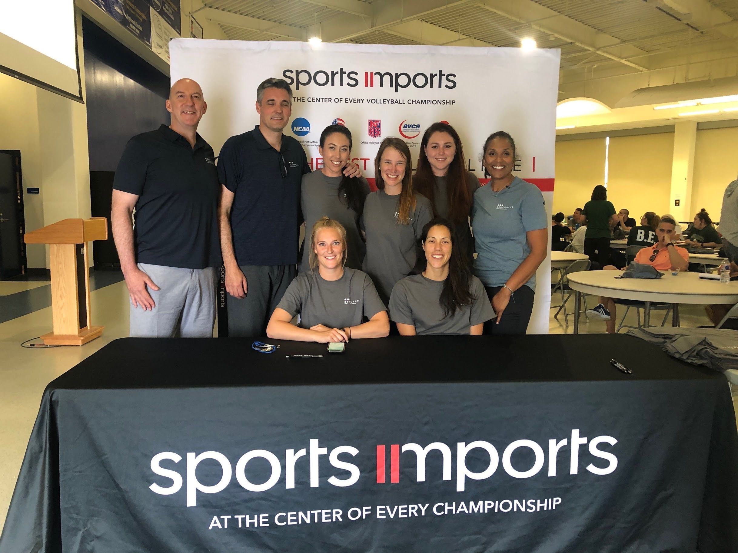 2019 Blueprint Volleyball Clinic In 2020 Coaching Volleyball Volleyball Net Volleyball