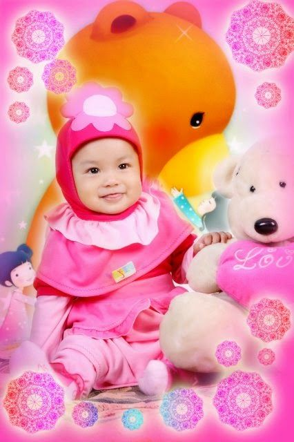 Baju Bayi 1 Bulan Perempuan