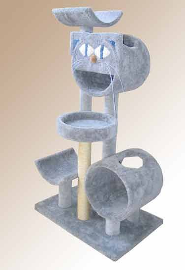 Delightful Molly And Friends Condo/Bed And Cradle Cat Tree   66 In.   Cat Trees At  Hayneedle