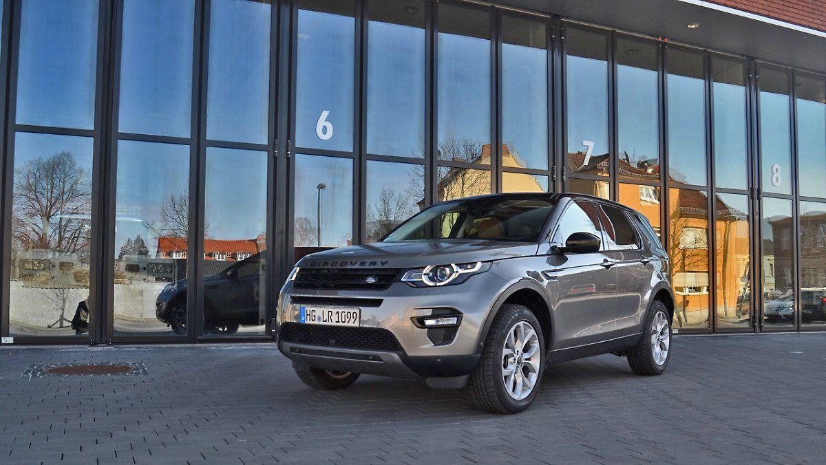 2019 Land Rover Discovery Sport Check more at http//www