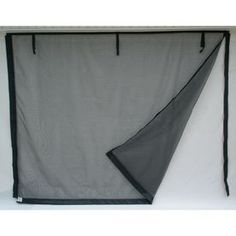 Fresh Air Screens Single Garage Door Screen 1231 97 Single Garage Door Garage Screen Door Double Garage Door