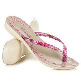 Japonki Damskie W Kwiaty Womens Flip Flop Shoes Women
