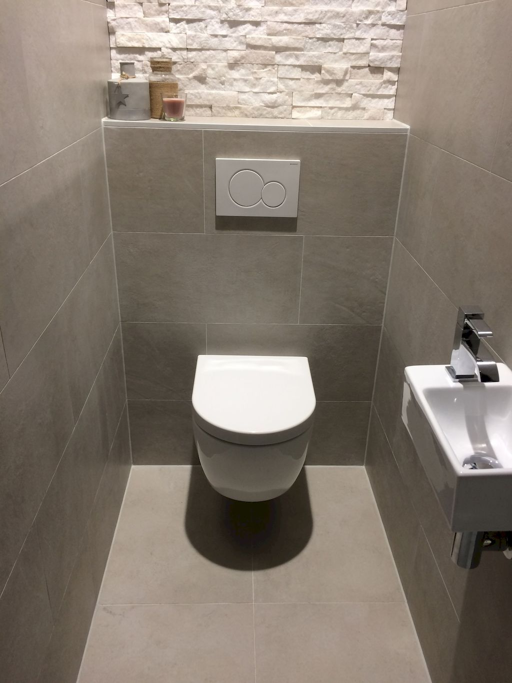 Space Saving Toilet Design For Small Bathroom Home To Z Space Saving Toilet Small Bathroom Small Toilet Room