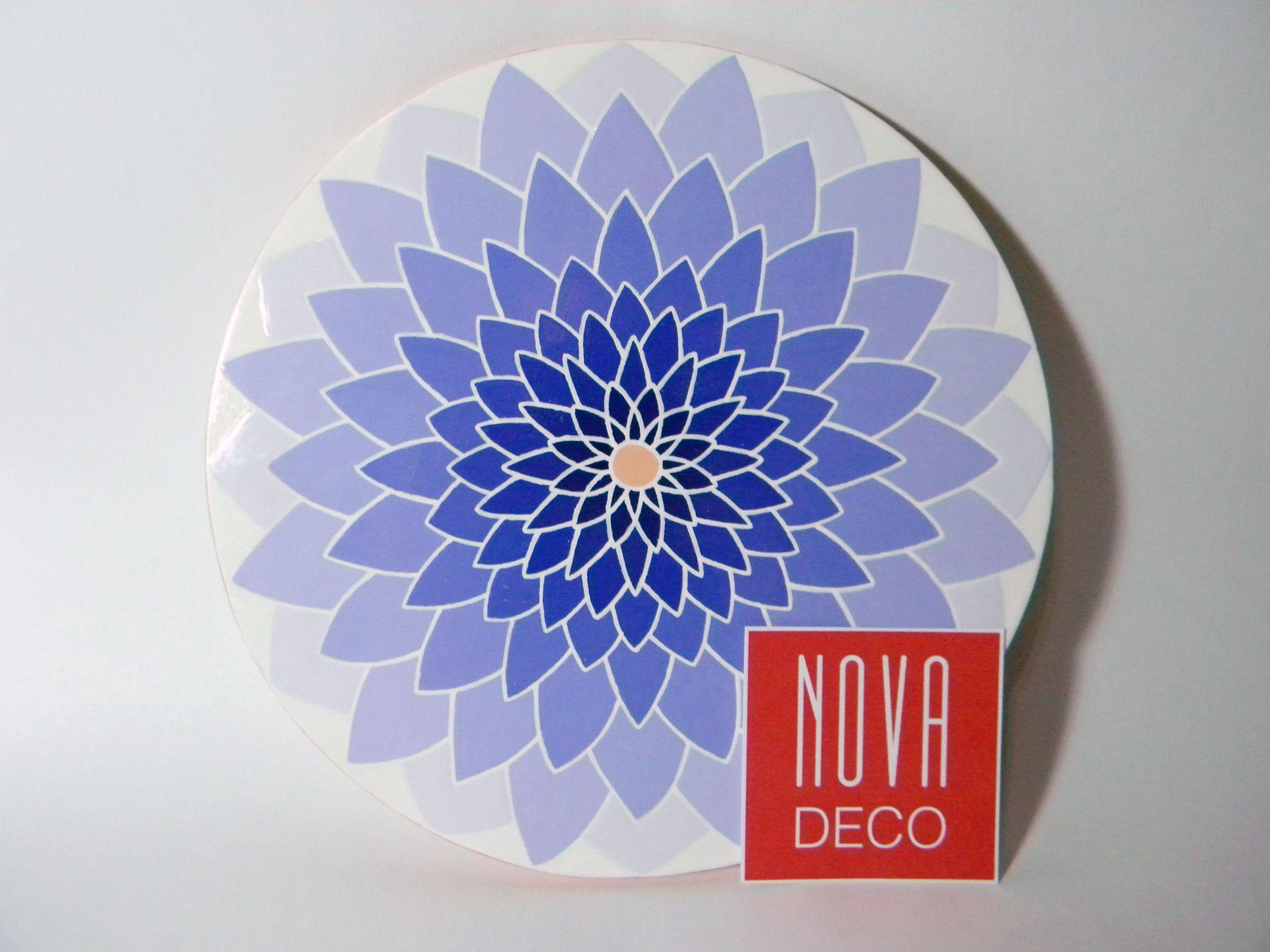 Cuadro Mandala 4 ( Gama Lilas ), $200 en https://ofeliafeliz.com.ar ...