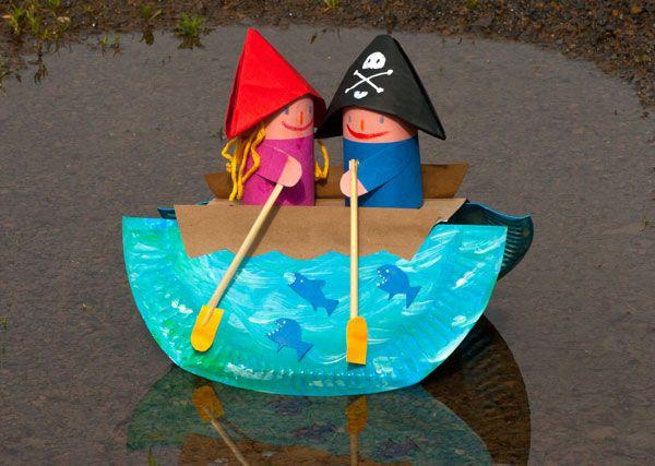 basteln mit kindern kostenlose bastelvorlage f r kinder schaukelboot zum basteln zomer. Black Bedroom Furniture Sets. Home Design Ideas