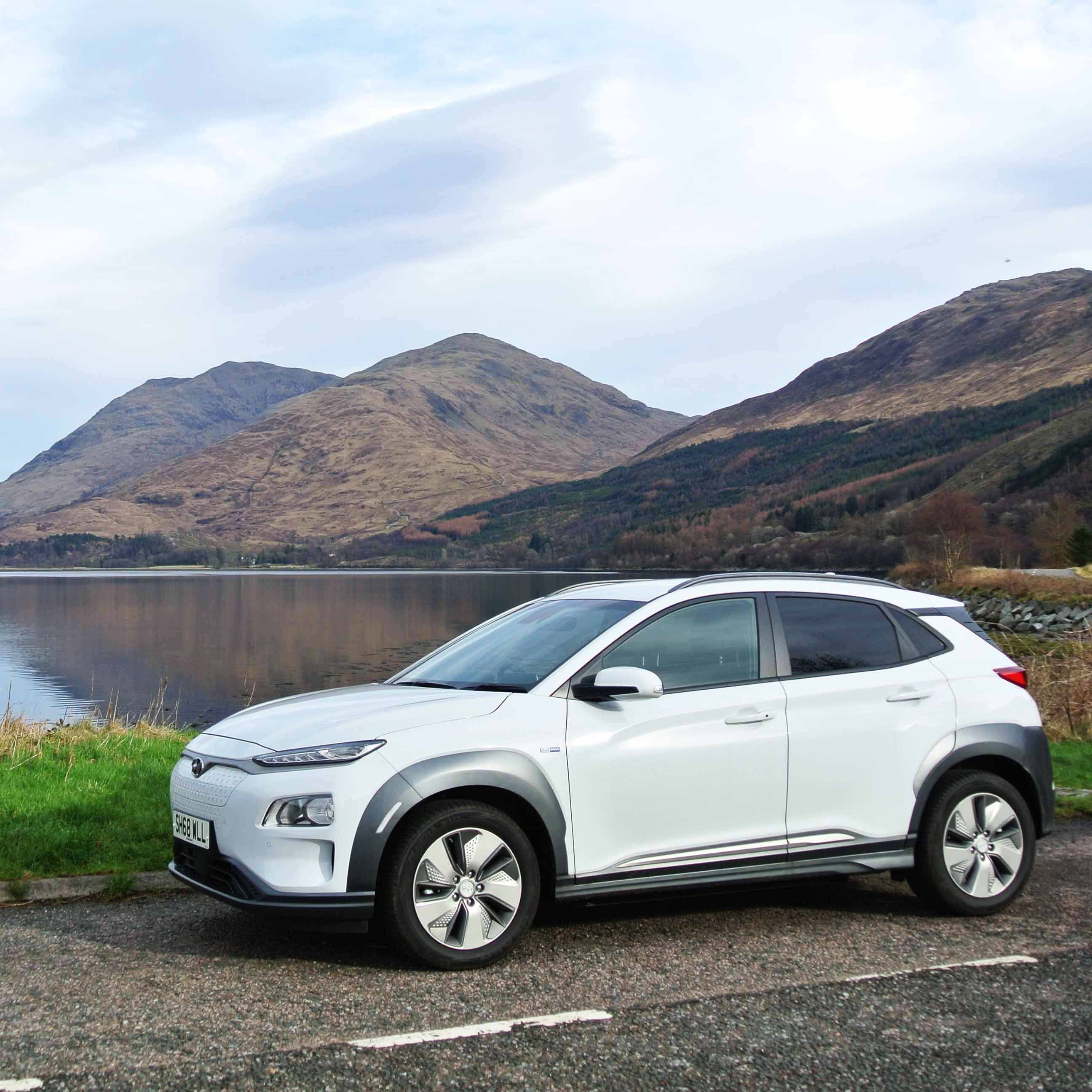Electrifying and economical – that's the all-new Hyundai Kona electric! We took this SUV for a spin and found it fun to drive and amazingly cheap to run.  Find out how the Hyundai Kona Electric handled a 110-mile family road trip. #ElectricCars #Hyundai #SUV #Car #Review