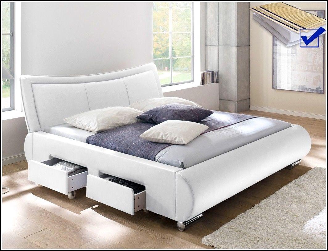 Nett günstige schlafzimmer komplett mit lattenrost und matratze ...