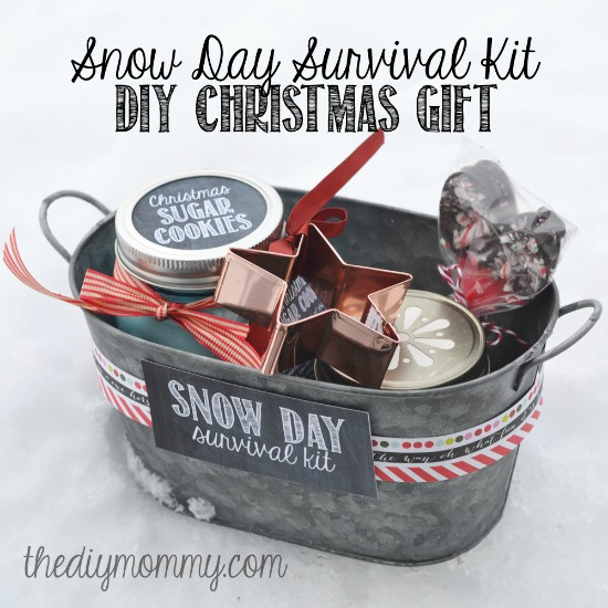 31 DIY Christmas Gift Ideas #boyfriendgiftbasket
