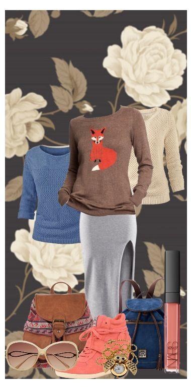 Sweaters x Sweats