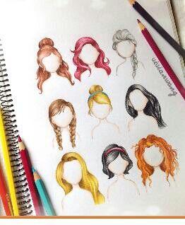 Peinados princesas Disney.