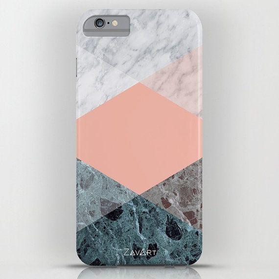 Marble Nail Polish Phone Case: Marmor-Telefon Koffer Iphone 6/6 S Iphone 6/6 S Von Zavart