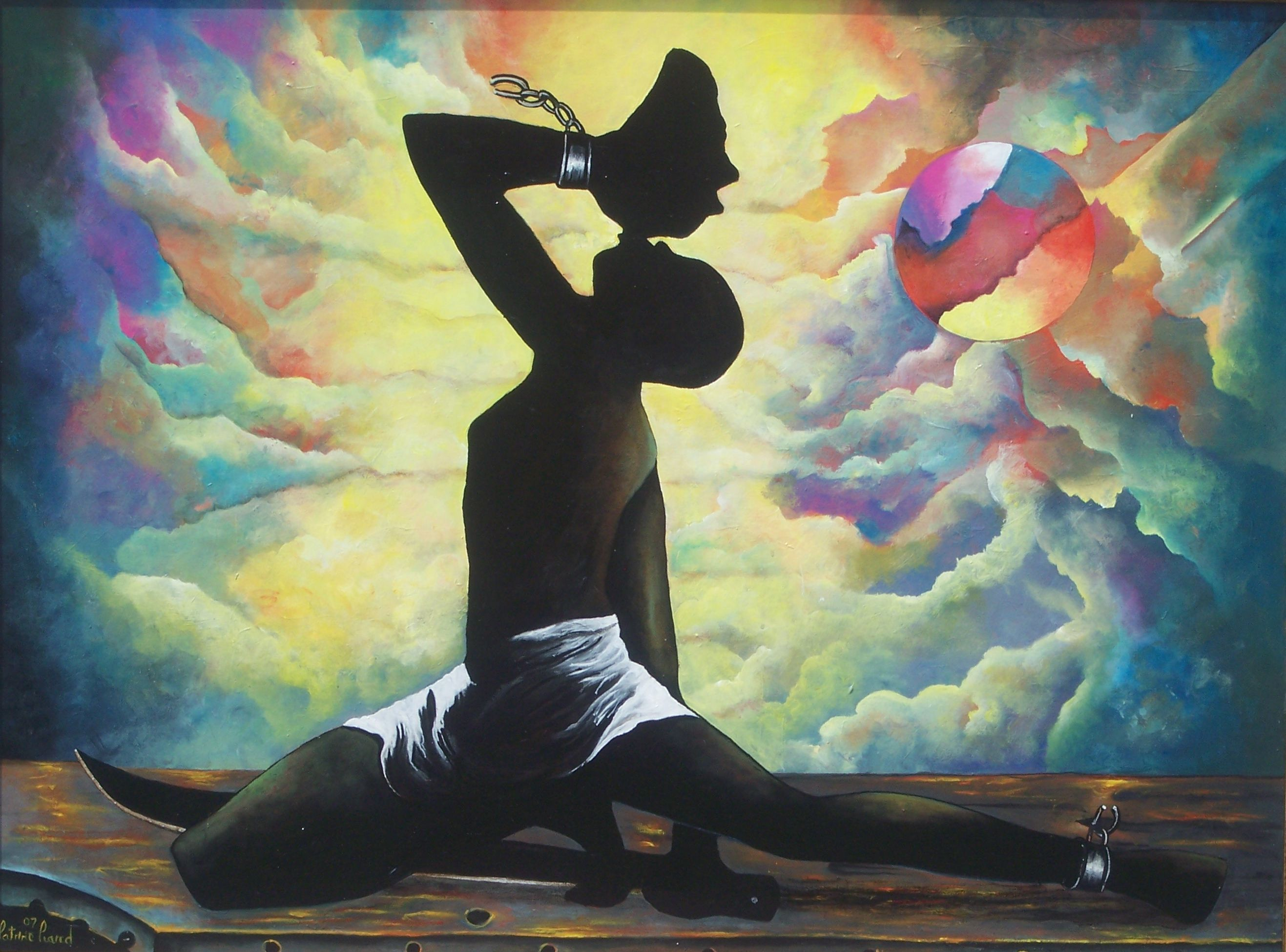 Haitian Art by Patrice Piard: Call For Freedom-NEW (For The Glory of ...