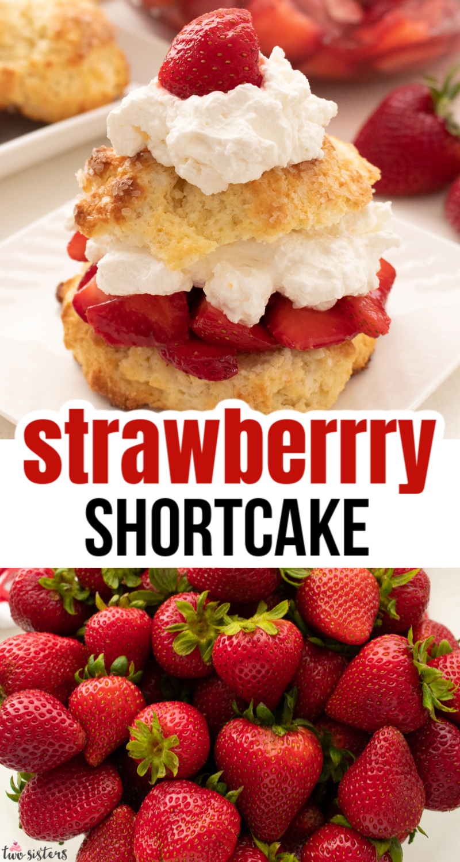 Strawberry Shortcake Recipe In 2020 Strawberry Shortcake Recipes Dessert Recipes Strawberry Recipes