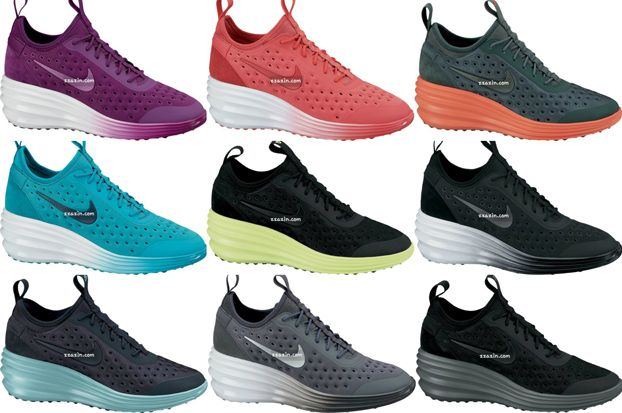 It's ok if i only have this Nike Lunar Elite Disrupt - Wedge Heel