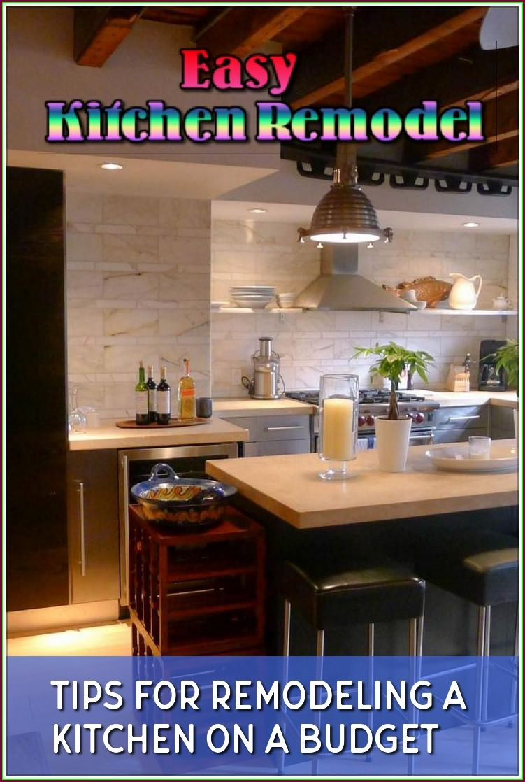 10 Easy Kitchen Remodel Ideas That Save Your Money And Time