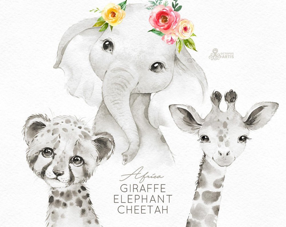 Free Animal Black And White, Download Free Clip Art, Free Clip Art on  Clipart Library