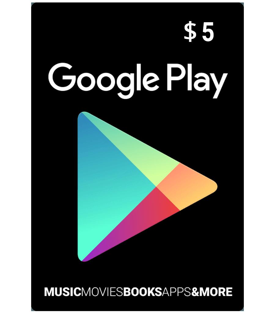 بطاقات جوجل بلاي 5 دولار تدعم الجزائر و الدول العربية التسليم عبر الإيميل Google Play Gift Card Google Play Codes Itunes Gift Cards