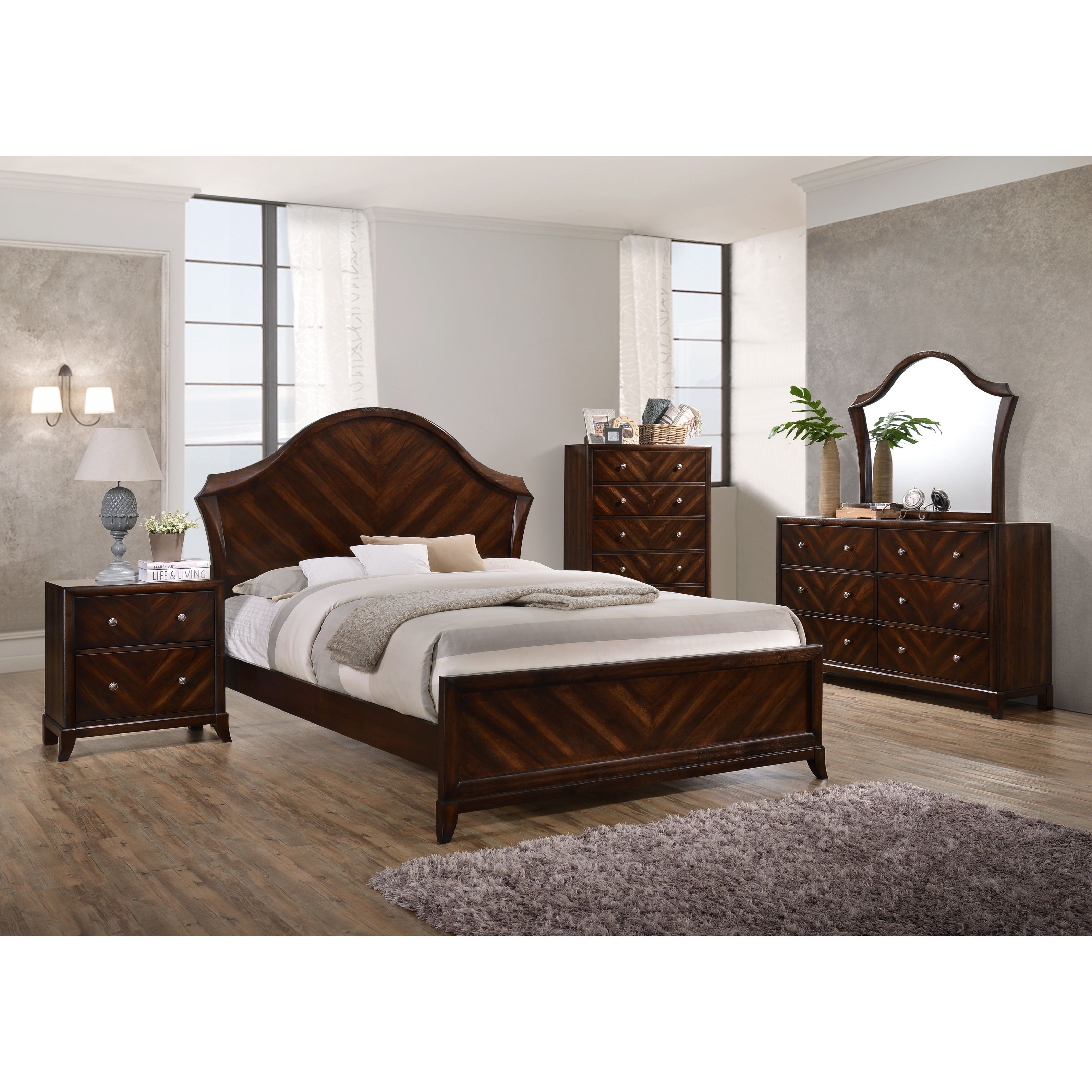 B1604-15-16-12 Wenge Size Bed | Products | Pinterest