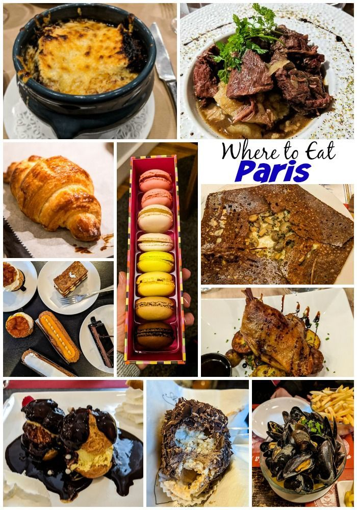 Where to Eat in Paris Planning a trip to Paris and