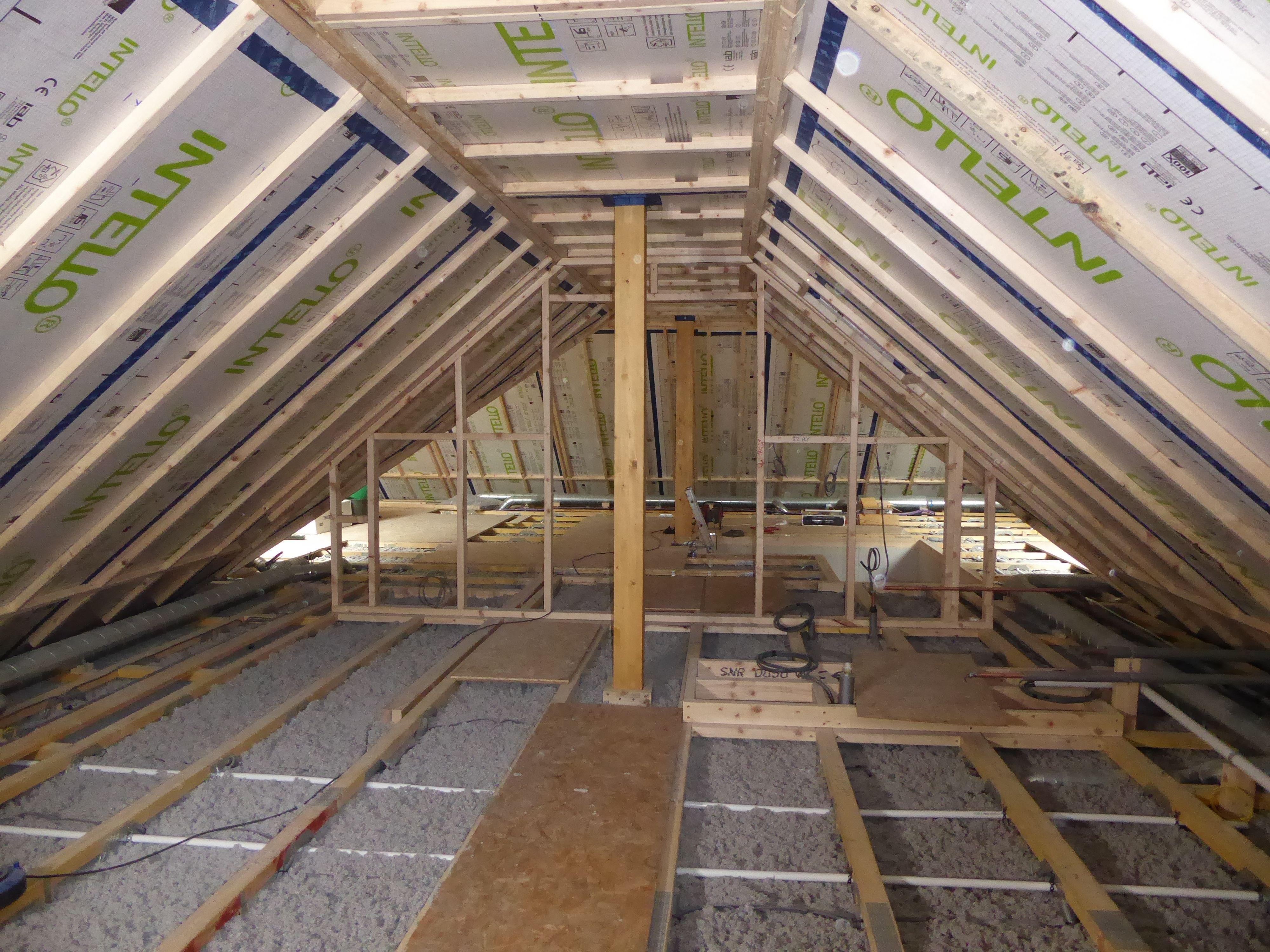 Insulation Between First Floor Joists