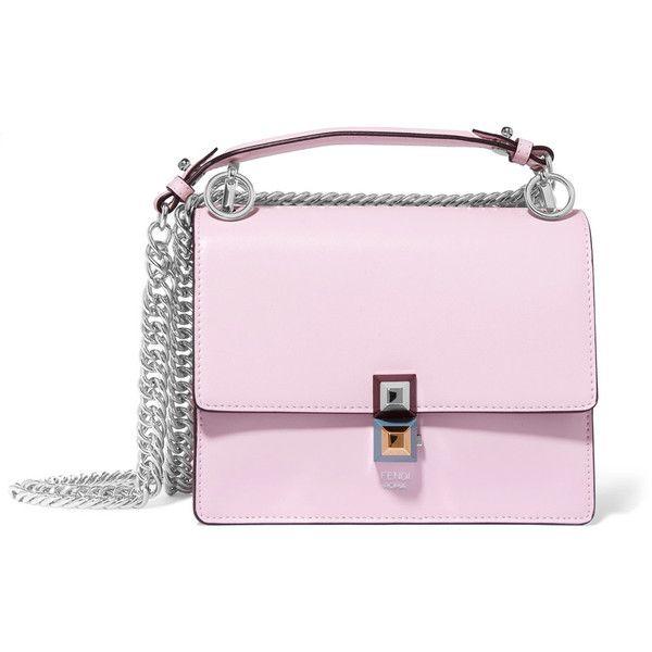 small Kan I handbag - Pink & Purple Fendi wXHTz