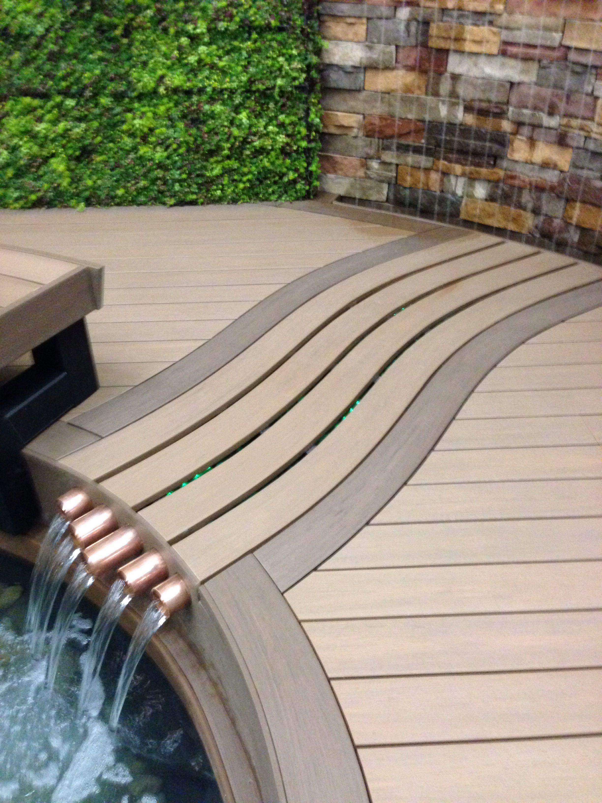 Construction decking - a unique material 92