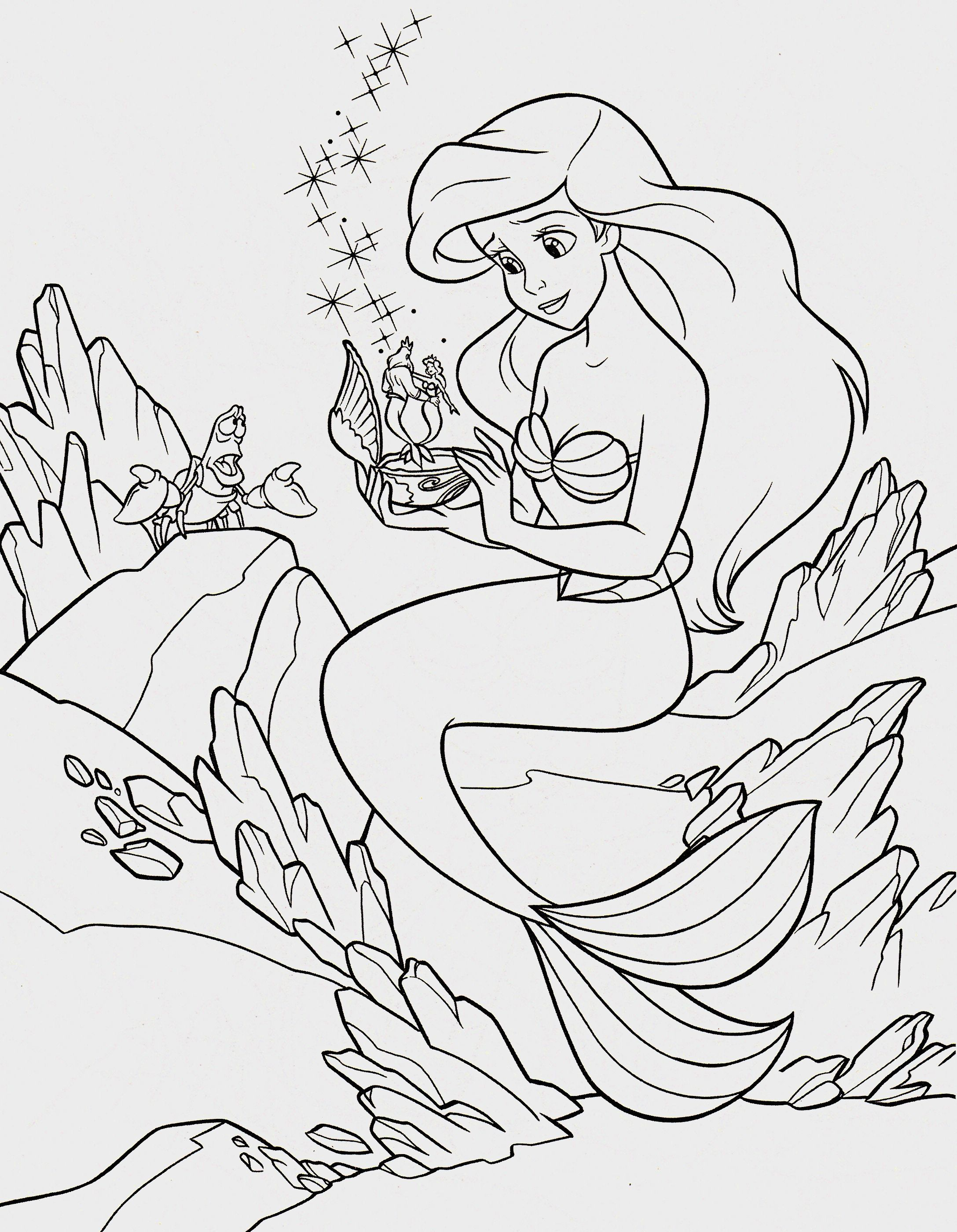 Disney Ariel Coloring Pages 2175 2799 High Definition Wallpaper Background Wal Ariel Coloring Pages Princess Coloring Pages Disney Princess Coloring Pages