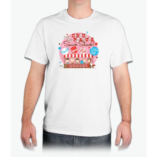 Peanuts Circus Charlie Brown Ultra Cotton™ T-Shirt