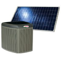 Solar Air Conditioning For My House