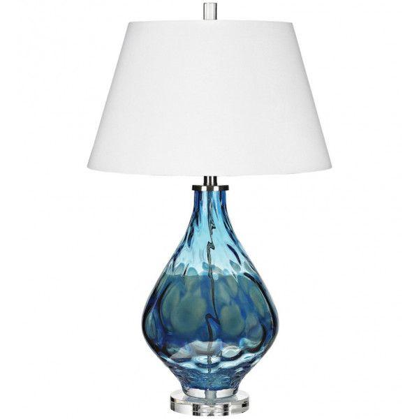 Elk Home D3060 Gush 29 Table Lamp Blue Table Lamp Vase Table Lamp Table Lamp