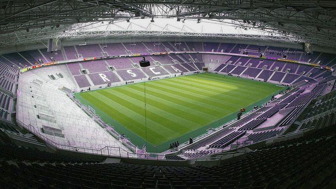Stade De La Commune D Anderlecht Voetbalstadions