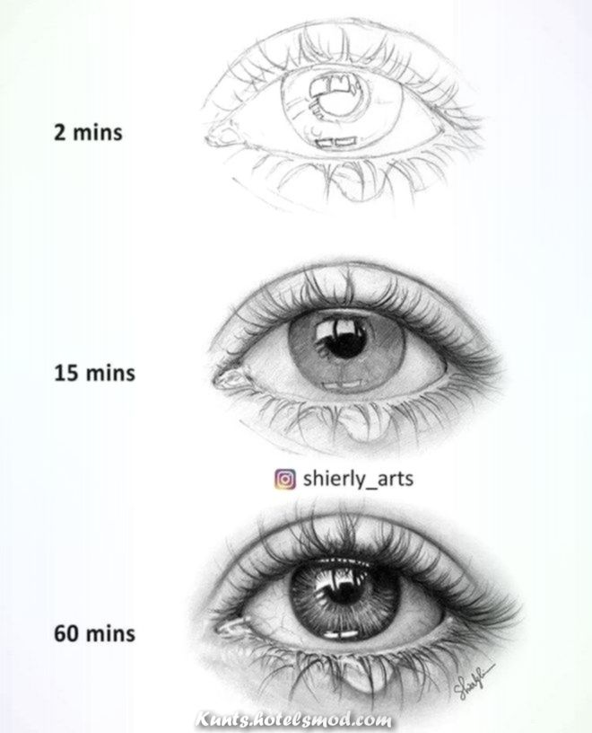 Atemberaubende tolle Tutorials und Ideen zum Zeichnen von Augen #realisticeye