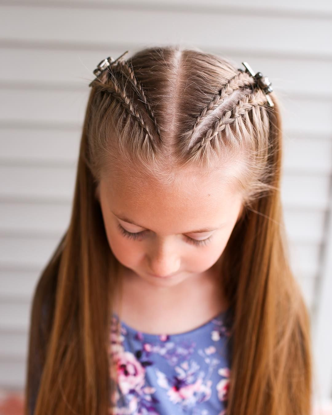 Hair Kids Fashion On Instagram Fun And Easy Hairstyle For Today Charlie Told Me This Morning Kids Hairstyles Kids Hairstyles Girls Little Girl Hairstyles