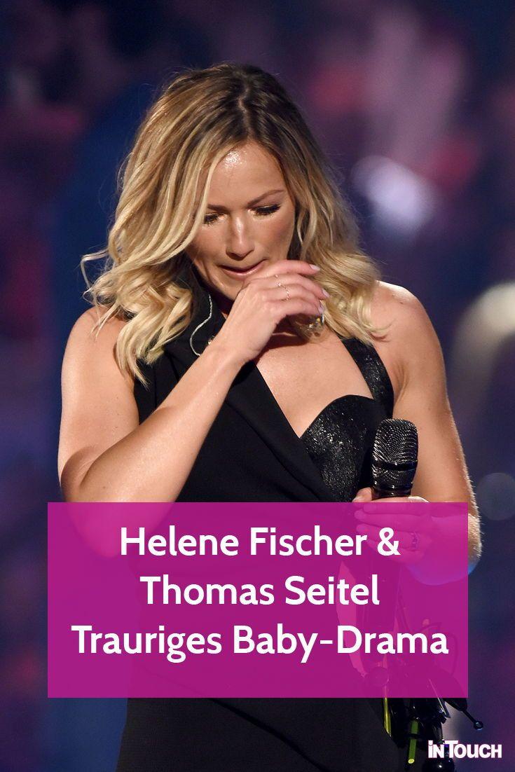 Helene Fischer und Thomas Seitel: Erschütterndes B