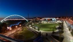 Ascend Amphitheater, outdoor live music venue, located in SoBro minutes from CityLights. Check out their concert lineup. http://www.ascendamphitheater.com